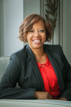 "Cherie Harris is the new general manager of ""The Truth,"" a new radio station at 101.7 FM in Milwaukee."