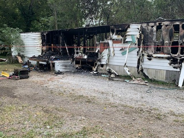Theodore D. Rosenthal of Murfreesboro was arrested and charged with first-degree arson in connection with a fire at 102 Rowe St. inRossville, Georgia.