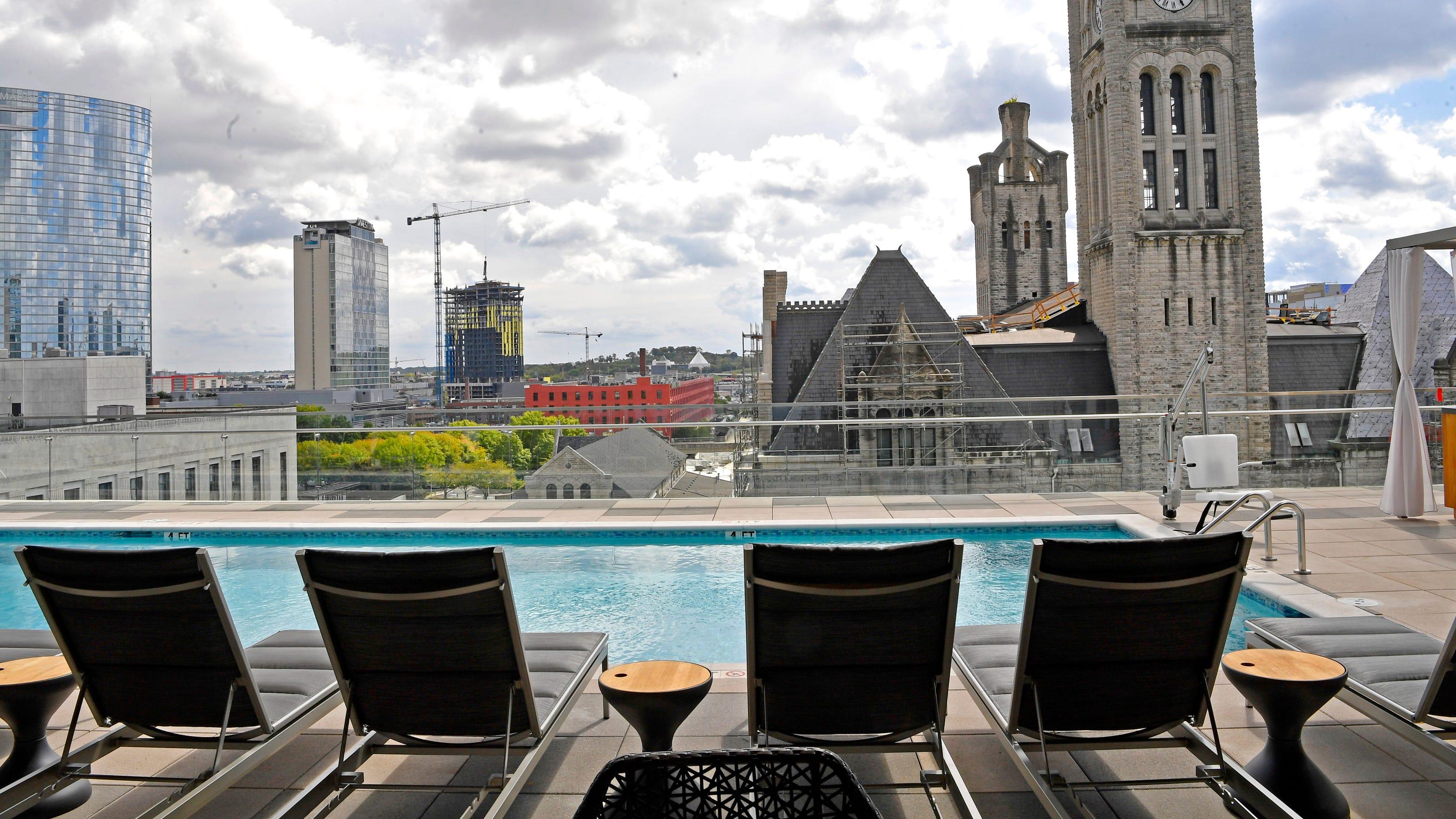 Grand Hyatt Hotel At Nashville Yards To Open Soon