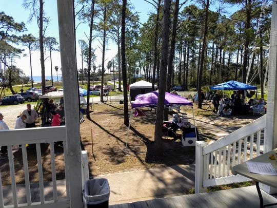 Country Farmer's Market returns from 9 a.m.-1 p.m.  Saturday, Oct. 3 , at the Crooked River Lighthouse in Carrabelle with local vendors and handmade goods.
