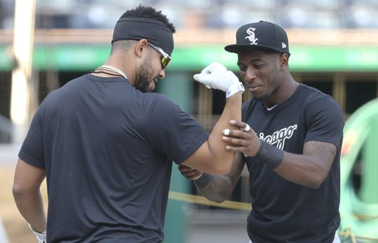 Chicago's Jose Abreu and Tim Anderson are among the frontrunners for the AL MVP award.
