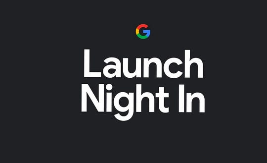 Google's Launch Night In event