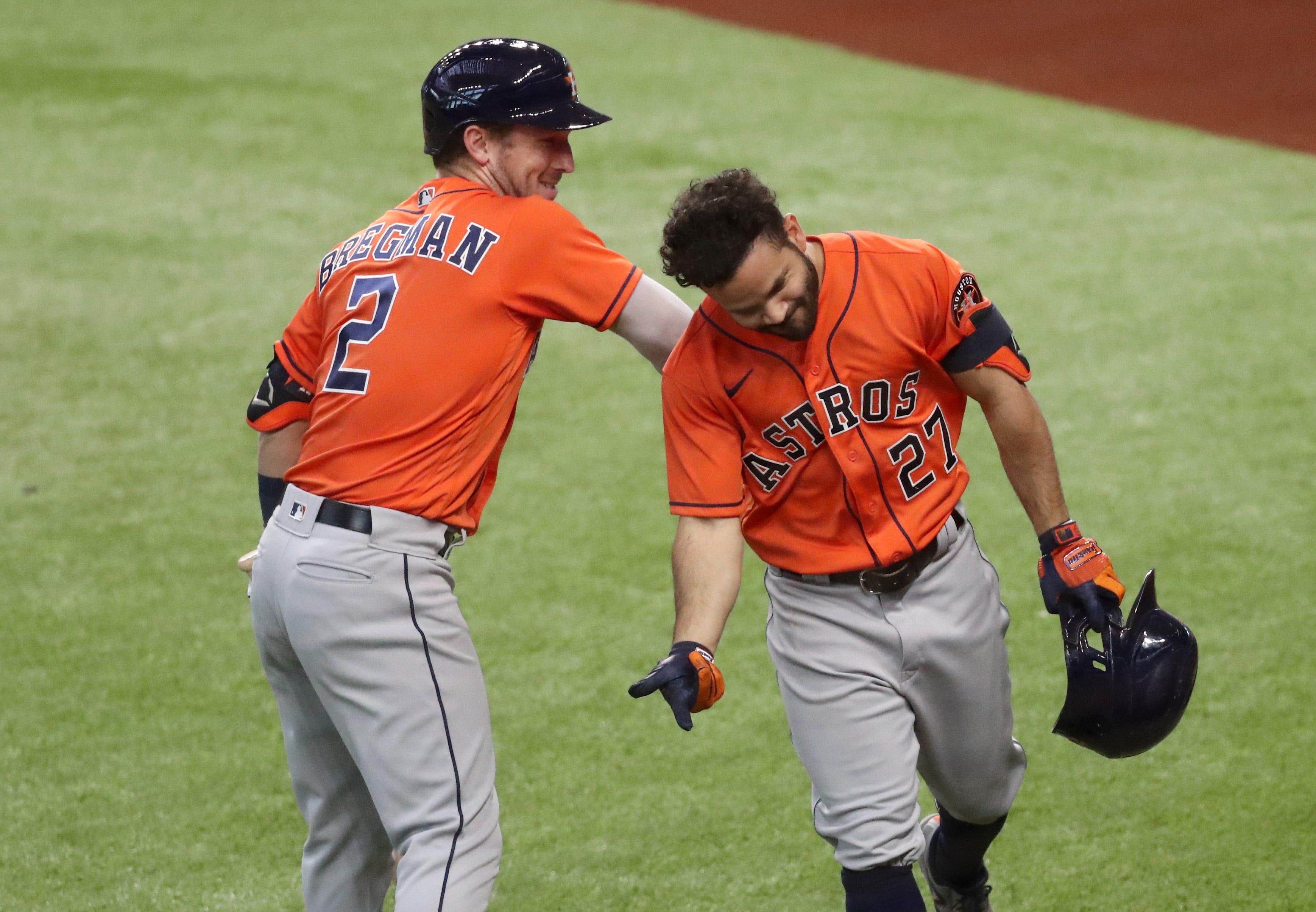 MLB playoffs live updates: Astros hand Twins their 17th consecutive postseason loss