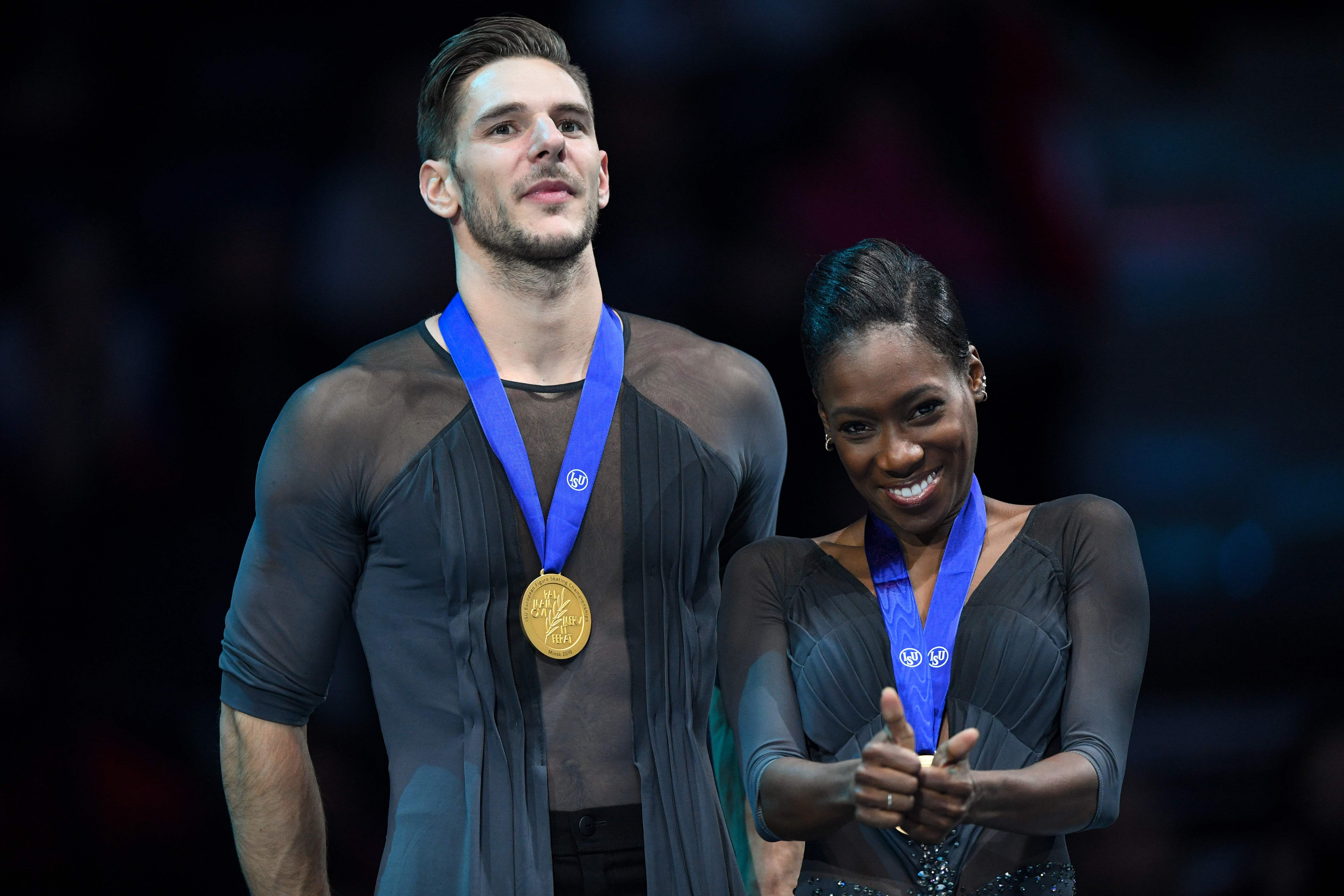 Olympic figure skater under investigation for sexual abuse allegation retires