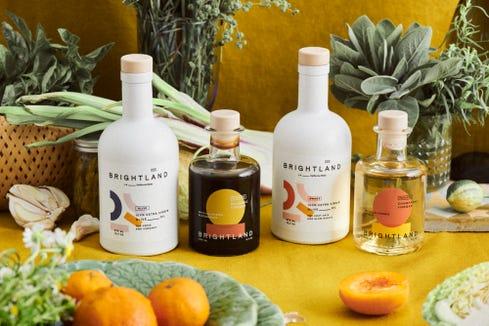 Best kitchen gifts: Brightland Olive Oil