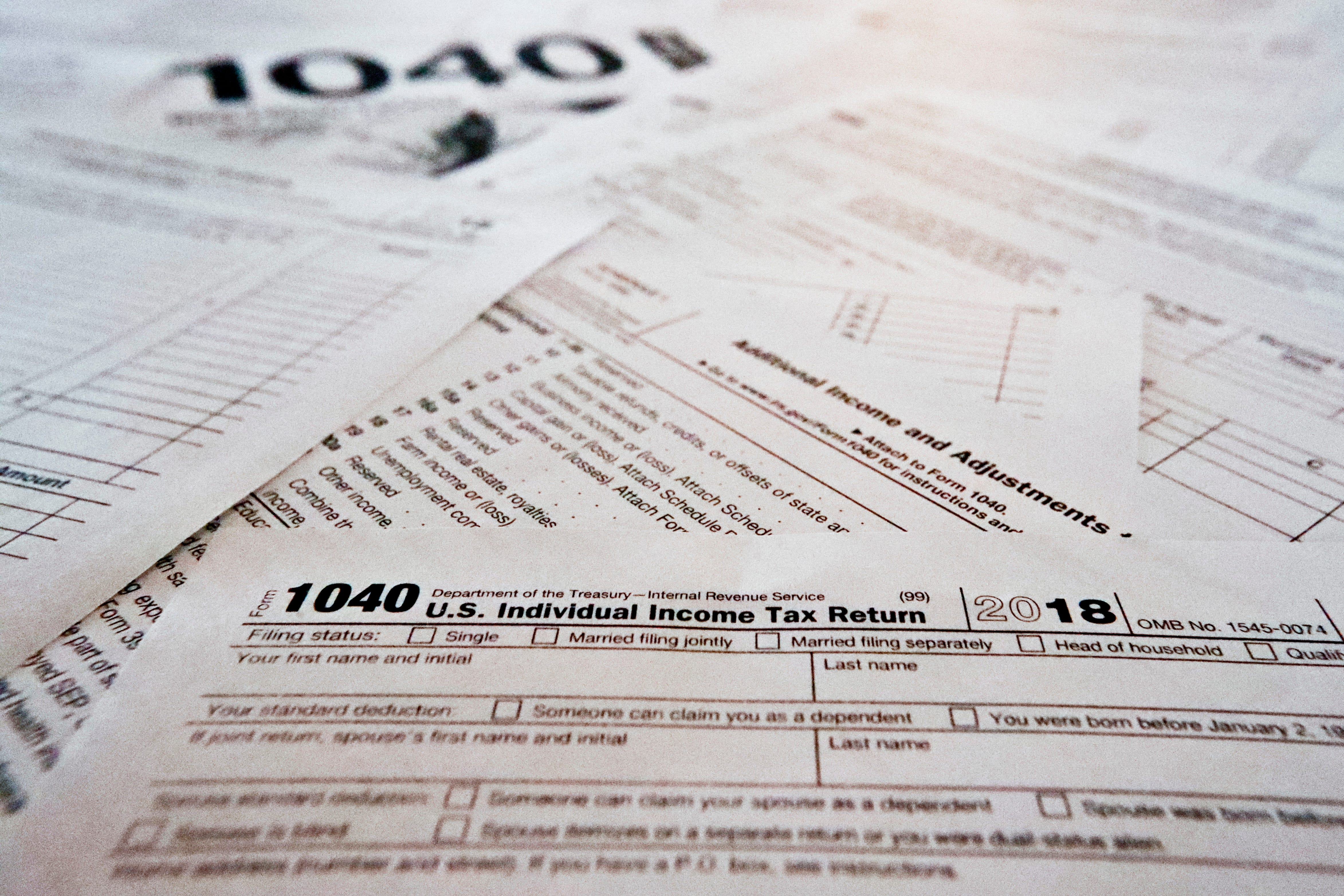 IRS extends tax deadline to June 15 for Texas because of winter storm, other states could also get relief