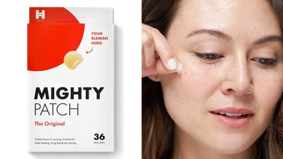 Spot treat your blemishes.
