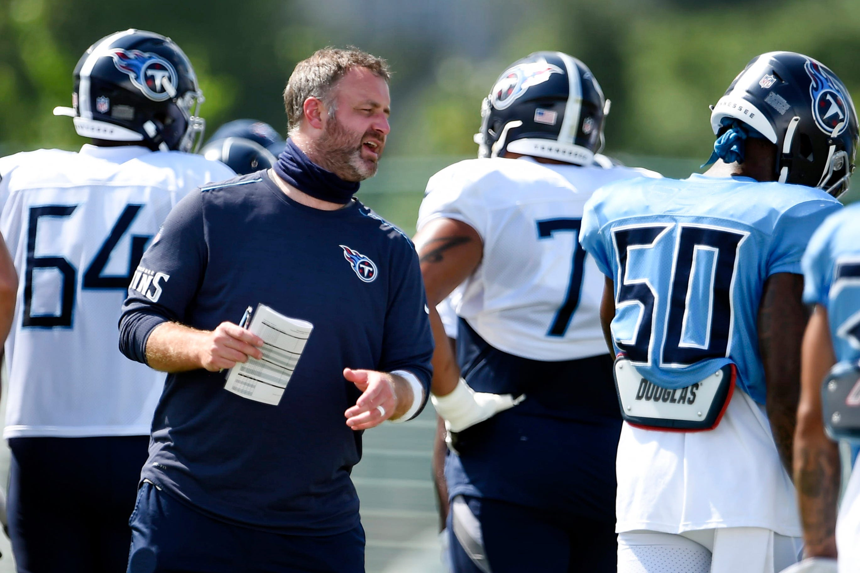 Tennessee Titans Covid 19 Outbreak Doesn T Need To Spell Doom For Nfl