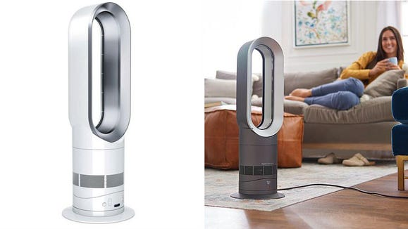 The Dyson will be a striking addition to any space.