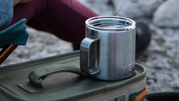 Best gifts for wives 2020: Yeti Rambler 14 oz. Mug.