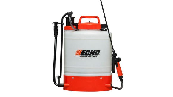 This four-gallon pump from Echo got rave reviews.