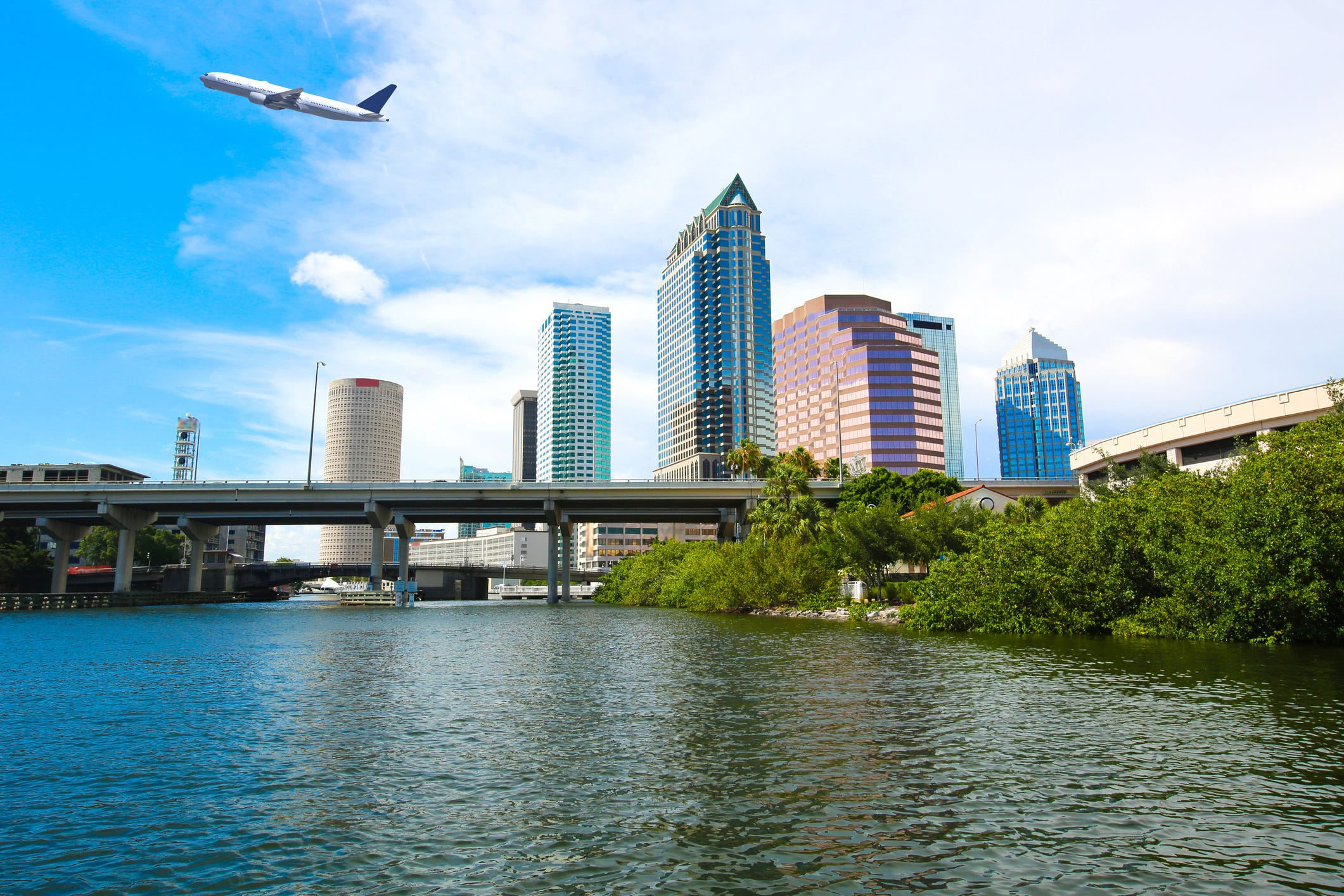 Tampa International Airport says its the first US airport to offer COVID-19 testing to all passengers