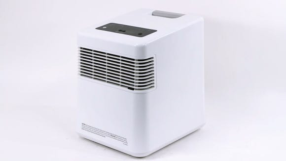 This little heater is incredibly quiet, according to reviews.