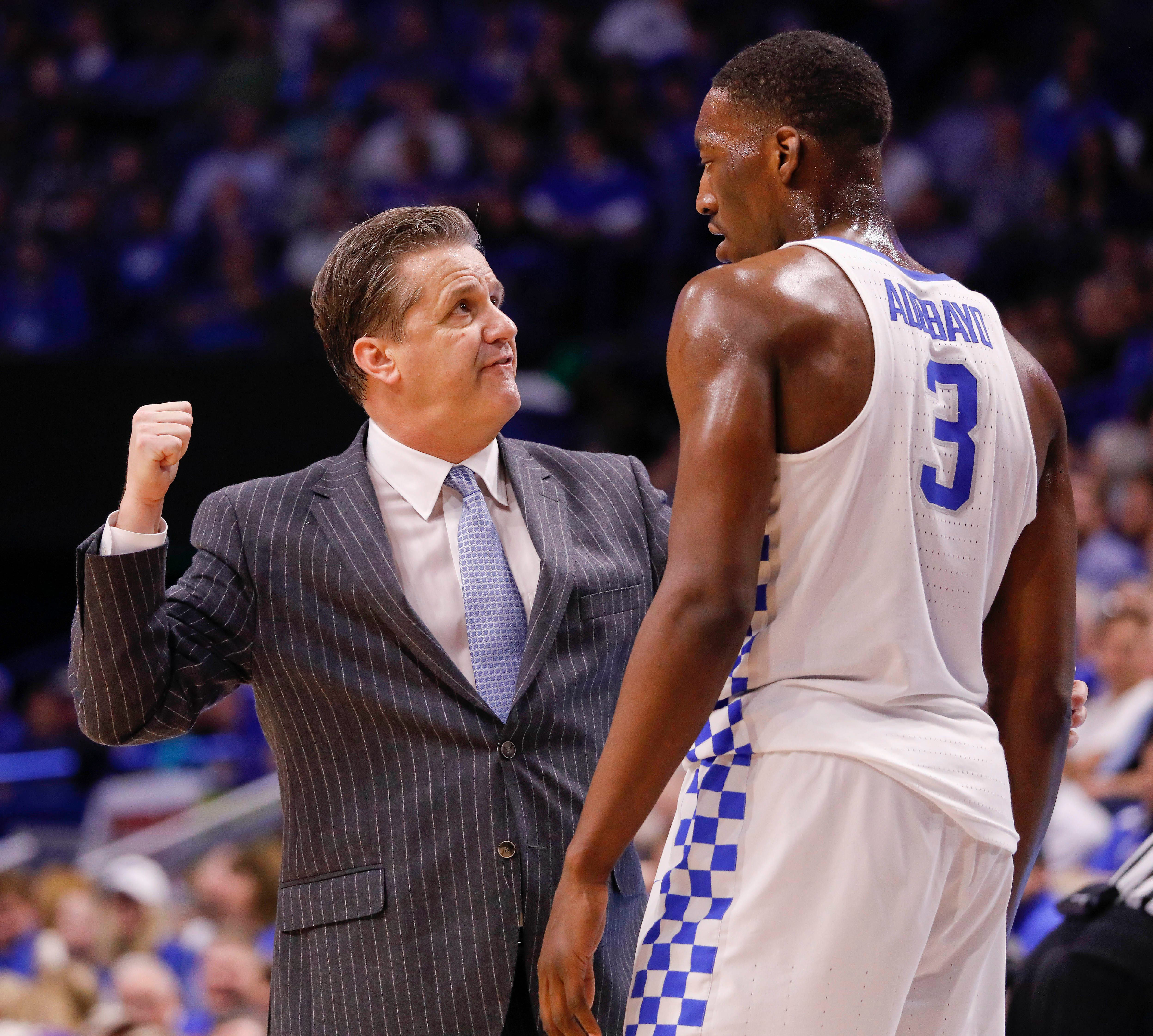 John Calipari excited to watch his former Kentucky pupils shine in NBA Finals