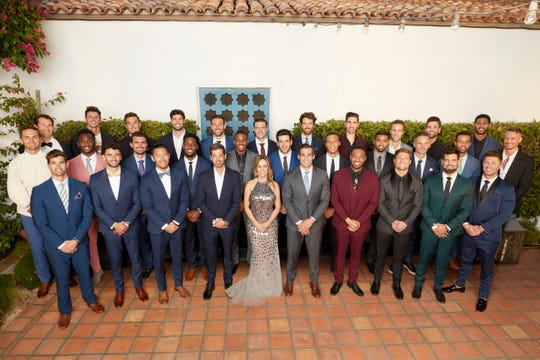 """The Bachelorette"" has a whole new crop of handsome suitors, including two former pro football players, an anesthesiologist and a spin-cycling instructor, vying for Clare Crawley's heart on Season 16 of the ABC reality show."