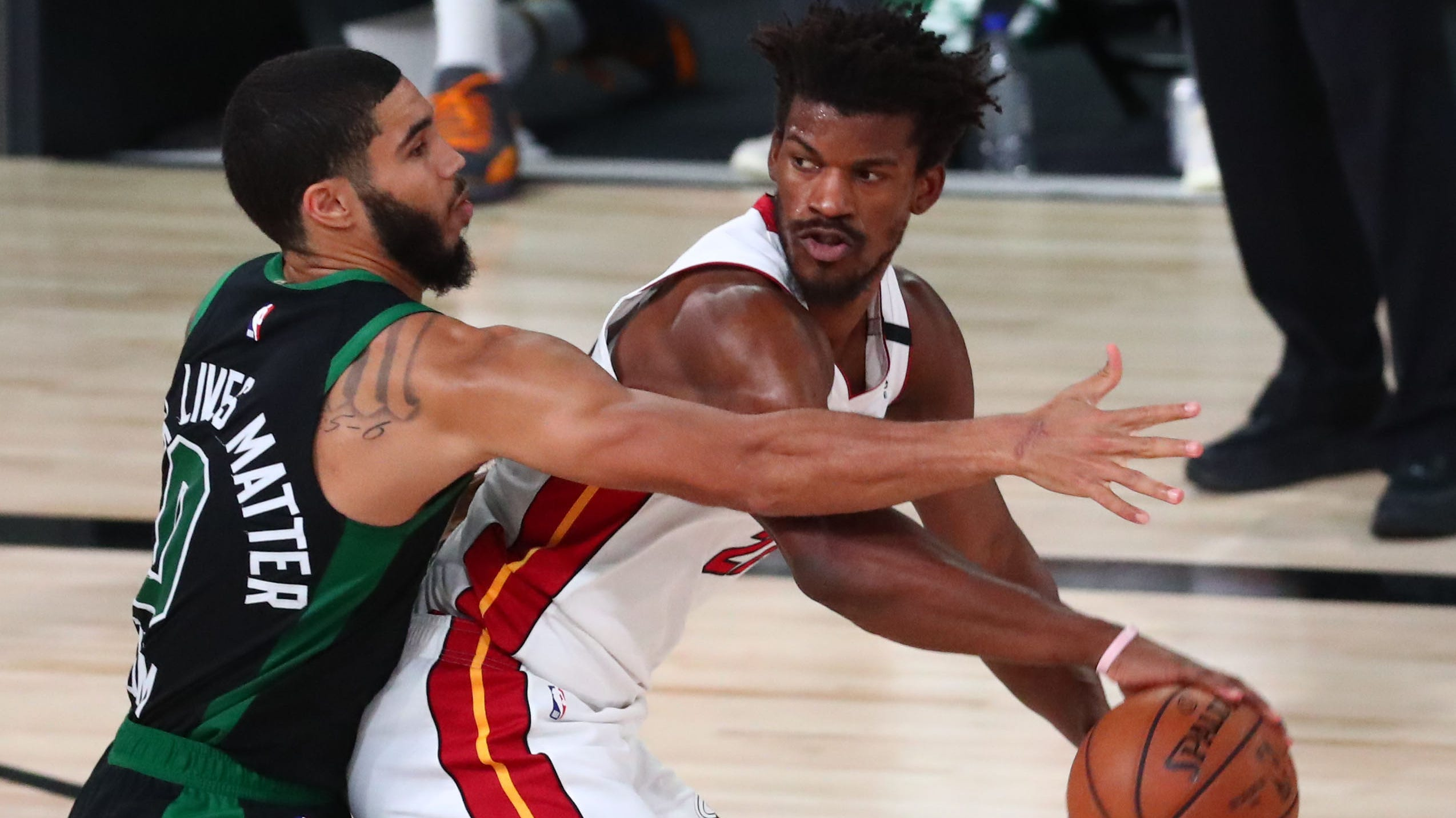 Miami Heat S Jimmy Butler It S Not About Stats In Nba Finals
