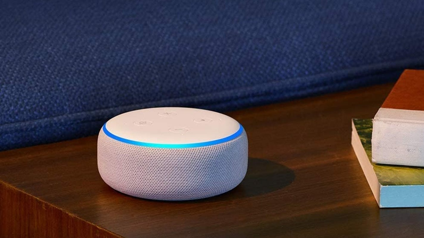 You can get 2 Echo Dots for the sale price of 1 right now