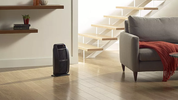 Beat the winter blues with this Honeywell heater.