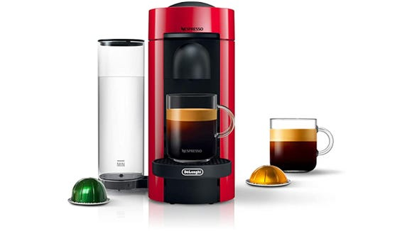 This Nespresso machine is perfect for crafting lattes, cappuccinos and more at home.
