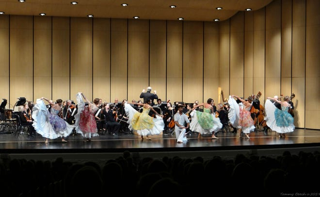 """The Ashland Symphony Orchestra is presenting an encore performance of Aaron Copland's """"Appalachian Spring"""" now through Oct. 14 on the Symphony's YouTube channel at https://youtu.be/TyzEafuVkew"""