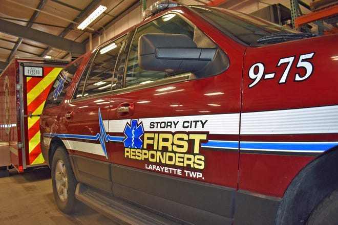Story City/Lafayette Township First Responders is in need of volunteers to join its roster, which is currently sitting at about half full. Other EMS groups across Story County are also in need of volunteers.