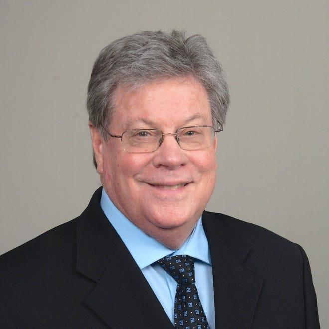Gary Tyack was sworn in as Franklin County prosecutor on Jan. 4.