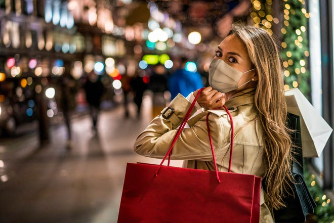 Creating a plan for saving money during a time of job loss and shutdowns can help ease the stress of Christmas shopping.
