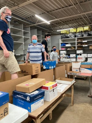 AAUW/Kiwanis Book Sale will resume in 2021. Drop-off book donations continue to be welcomed on Saturday's from 10 a.m. to noon at the AAUW/Kiwanis facility located on Thomen Court behind 214 N. Bever St. in Wooster.