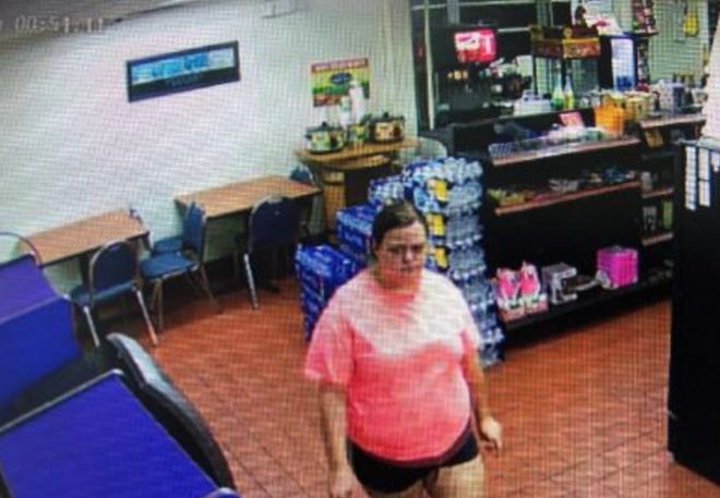 Maury County authorities are searching for this women who is suspected of being involved in a hit-and-run.