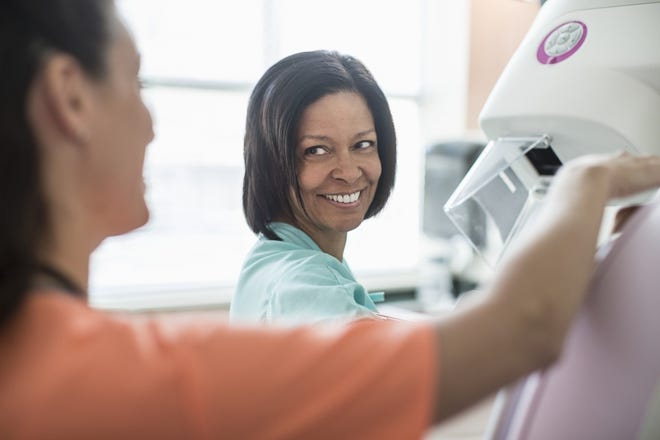 Learn about what to expect for your first breast screening.