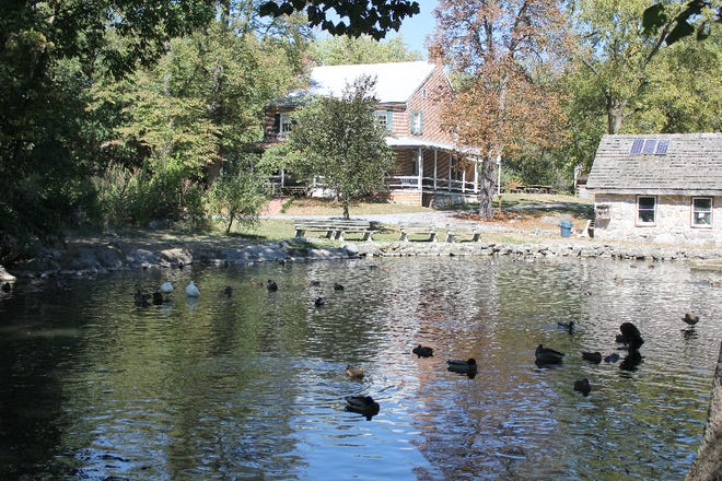 The annual Apple Festival is canceled, but a chicken BBQ on Oct. 10 will be held to benefit Tayamentasachta, the Greencastle-Antrim School District's Environmental Center.