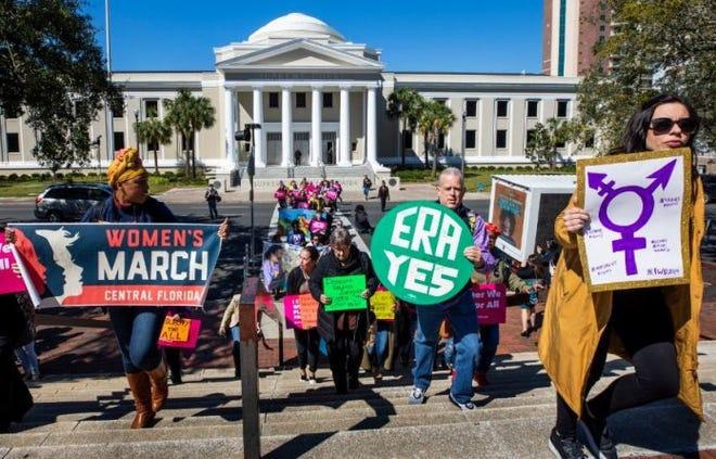 Florida has yet to ratify the Equal Rights Amendment. [Florida Phoenix]