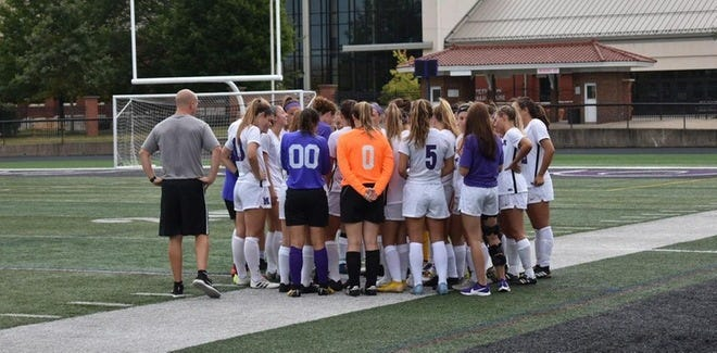The Mount Union women's soccer team is one of more than 500 teams in all divisions to receive the United Soccer Coaches team award for classroom performance.
