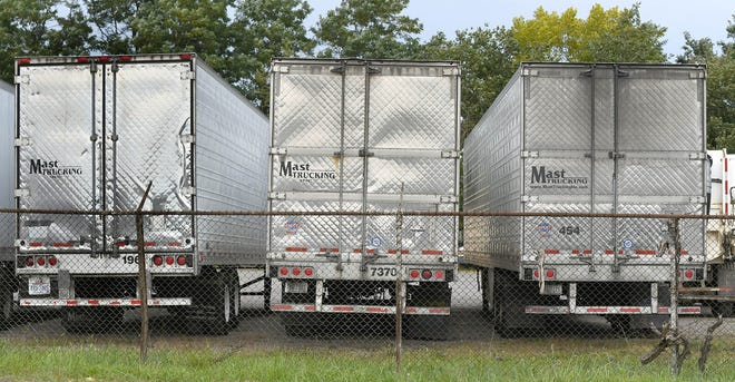 Mast Trucking Inc. of Millersburg plans to open a new facility in Massillon.