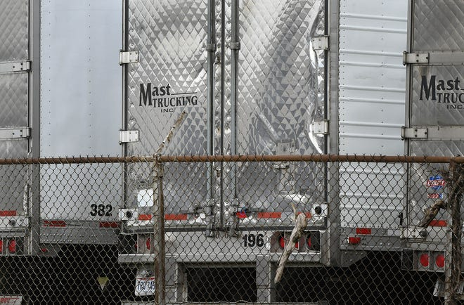 Mast Trucking is planning to relocate its maintenance shop from Canton Township to Massillon in 2021. The Millersburg-based company started in 1969 as a livestock hauler.