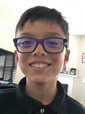 Drake Latko of Belville Elementary is Brunswick County's student of the week