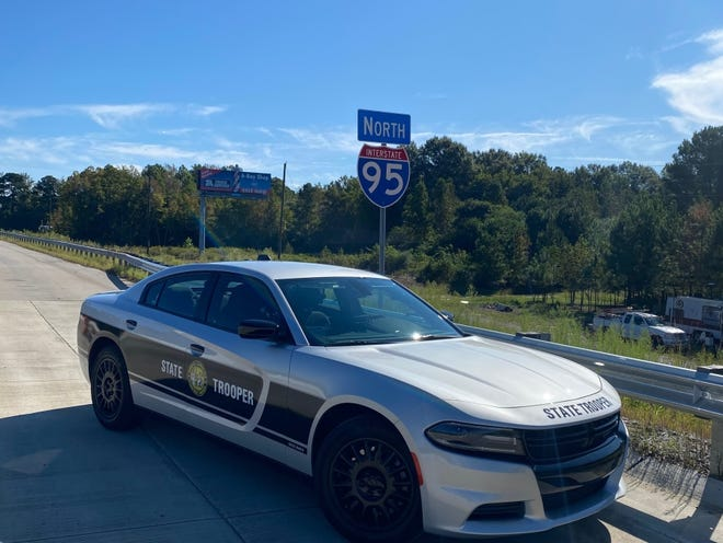 The N.C. Highway Patrol will kick off a two-day campaign Friday to reduce accidents along the Interstate 95 corridor. [Contributed photo/ North Carolina Highway Patrol]