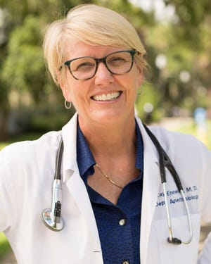Dr. Kayser Enneking is running for Florida House District 21 in this fall's election.