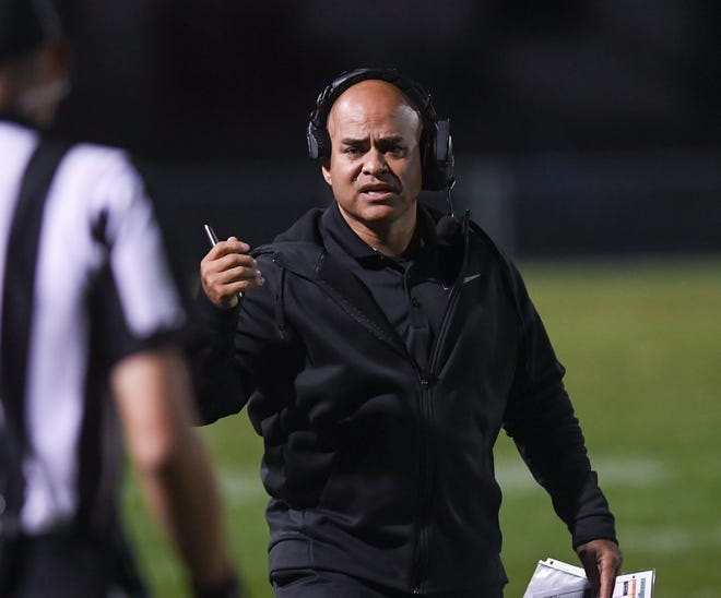 Westland football coach Rick Rios has decided his team will not compete in the Division I playoffs, which begin Friday, Oct. 9. Instead, the Cougars will visit Thomas Worthington that night. The Cardinals also have opted out of the postseason.