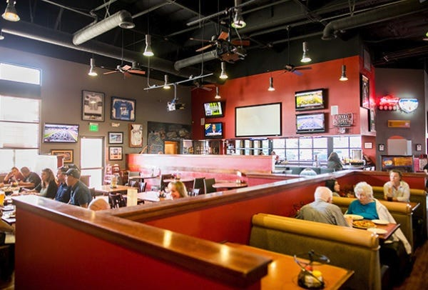 After 13 years in business, Oggi's owners Randy and Rianne Richey have sold the Apple Valley franchise. Closed since mid-March, the popular restaurant is expect to reopen later this year.