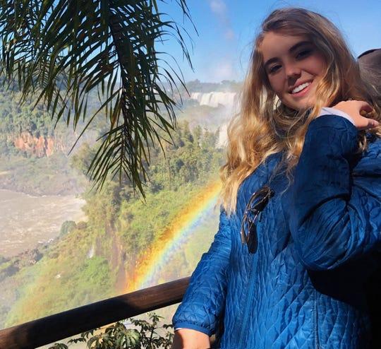 Emma Barrett of Bernardsville attends Georgetoewn University Summer School of Law Academy