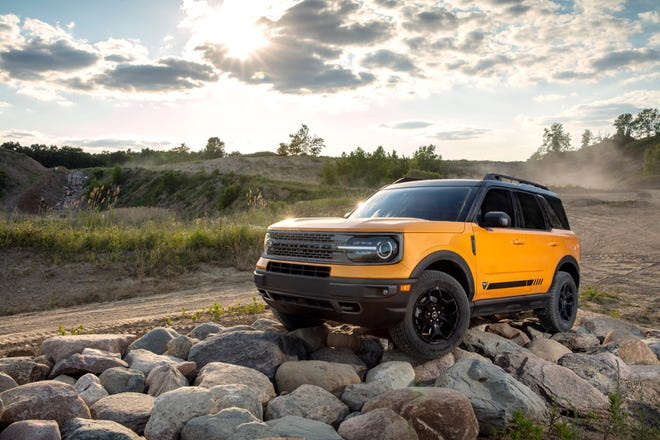The Ford Bronco Sport is an early favorite for SUV of the year.