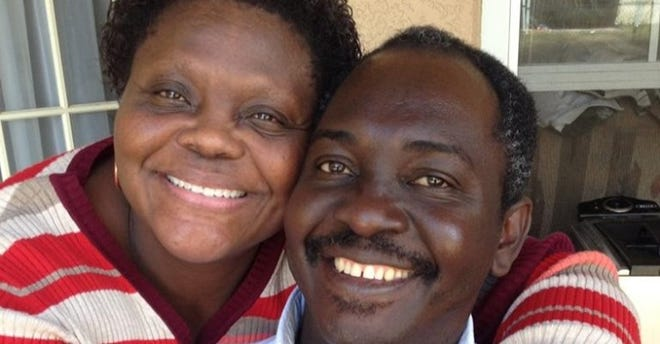 Pastor Jean Phillippe-Quetant and his wife Erna Plancher-Quetant, a Haitian couple who lived in Fort Myers for more than 20 years and recently returned to the island to retire and to continue a religious ministry were shot to death in their home Sunday night.