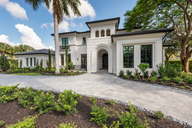 Seagate Development Group announced it has completed a total remodel of a nearly 6,000 square foot, two story grand estate residence at Quail West.