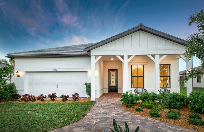 Homes in Ventana Pointe will offer 1,662 to 3,416 square feet of flexible living space.