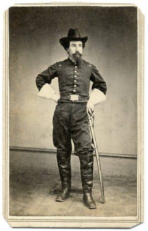 """First Lieutenant William """"Scotty"""" Scott"""