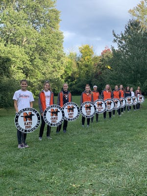 Northville celebrated its senior night Tuesday, prior to its loss to Plymouth.