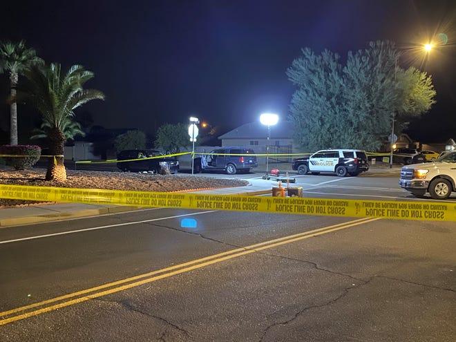 A Peoria officer shot a man on Sept. 28, 2020.