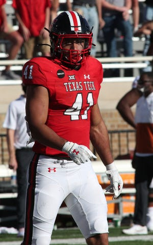 Texas Tech linebacker Jacob Morgenstern announced Monday he will stay with the team for 2021. Morgenstern was credited with 32 tackles and 4 1/2 tackles for loss in his first season after coming to Tech as a graduate transfer from Duke. Morgenstern is the eighth of 17 seniors, including four full-time and one part-time starter on defense, who have said they'll be back in 2021.