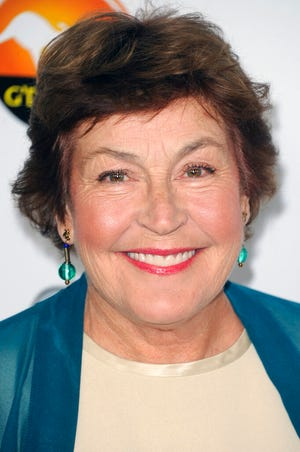 "FILE - In this Jan. 12, 2013, file photo, Helen Reddy arrives at the G'Day USA Gala at the JW Marriot LA Live on in Los Angeles. Reddy, the Australian-born singer who scored an enduring hit with her feminist anthem ""I Am Woman,"" has died at 78 in Los Angeles."